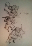 Crazy Ninjas