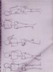 Life drawing class 2010 Model